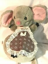 russ berrie luv pet beatrice mouse plush