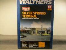 walthers h0 933 2934 bausatz silver springs