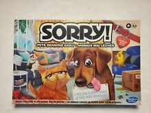 sorry game sorry pets behaving badly board
