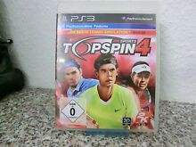spin top topspin 4 für ps 3 in top zustand