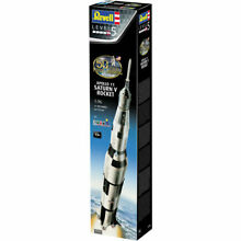 model rocket revell gift set apollo 11 saturn v