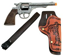 parris billy kid cap gun pistol holster