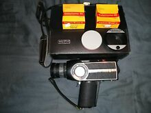8 Movie Camera Untested For Parts