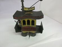 toonerville 361 i toy trolley fontaine fox 1922
