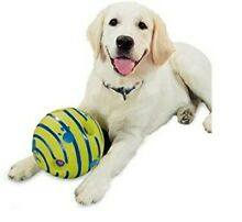 jml wobble wac giggle dog toy for all