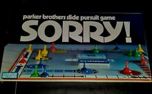 sorry game 1972 sorry board game sealed brand