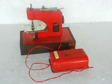 frankonia rare battery electric sewing