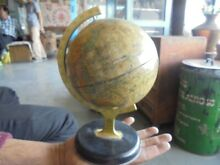 chad valley colorful fine litho atlas globe