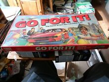 go for it parker go for it board game 1986 parker