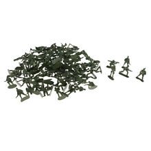 lead soldiers 100ppl plastic wwii soldiers