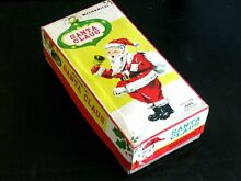 alps 1950s santa claus wind up toy 10