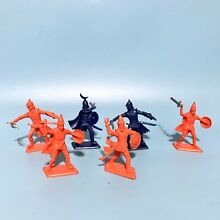 dulcop lot 6 medieval quintain soldiers