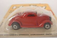 muky red neet streeter 36 ford coupe
