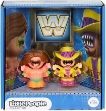 little people new fisher price wwe ultimate