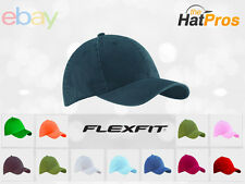 NEW Original FLEXFIT® Fitted Hat Cap BLANK Low Profile