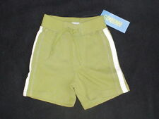 NWT GYMBOREE SHARK COVE GREEN CASUAL SHORTS ATHLETIC