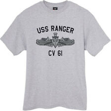 US Navy USS Ranger CV-61 T-Shirt Aircraft Carrier
