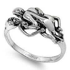 Stainless Steel Casting Ring for Men and Women