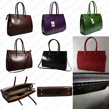 """16"""" ITALIAN ITALY LEATHER BRIEFCASE FOR LADIES"""