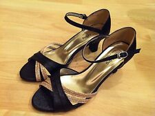 Brand New Ballroom Salsa Prom bridal waltz Tango Cha cha Line Dance Shoes women