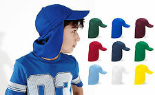 KIDS Legionnaire Sun Cap Hat Kids Junior Childs Children