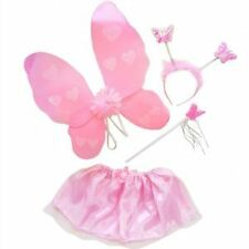 Fancy Dress Fairy Wings, Skirt and Accessories