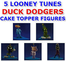 5 NEW LOONEY TUNES DUCK DODGERS MINI FIGURE CAKE TOPPER DECORATIONS YOU PICK!
