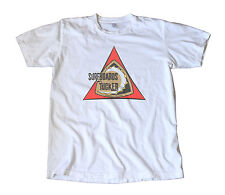 Vintage Surfboards by Tucker Decal T-Shirt - Balboa Island California Surfing