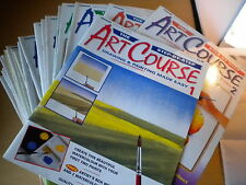 Deagostini Art Course - Drawing & Painting Made Easy 60 -  80