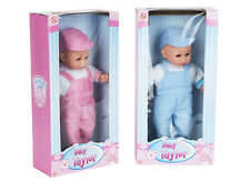 """14"""" Cute Baby Taylor Soft Bodied Doll Girl or Boy (PM300)"""