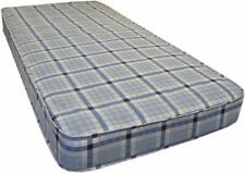 2FT6 SHORTY OR 3FT SINGLE SPRUNG FLEX MATTRESS, IDEAL FOR BUNK BED OR GUEST BED