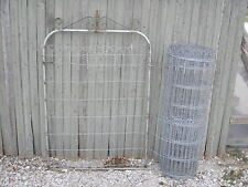 3' Ornamental Wire Fencing - Loop Top Garden and Lawn Fence to Enclose your Yard