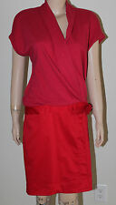 AUTH $155 Lacoste Women Red Dress