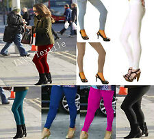 New Women,Ladies Full Length Cotton Leggings,Available (S-8,M-10,L-12,XL-14)