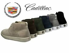 SALE! New Cadillac Men's Gareth Casual Chukka Shoe Suede Several Colors & Sizes