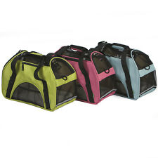 Bergan Comfort Pet Cat  Dog Carrier Tote Bag Crate Airline Approved LG