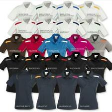 Ladies United Short Sleeve Polo Shirt Top Sports Team 16 Colours Sizes 18-24 New