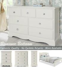 Shabby Chic French Country Style Furniture, Chest , Bedside, Dressing Table ...