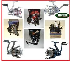 Branded Beach Caster Fishing Reels, Long Cast Fixed Spool Beachcaster (8 TYPES)