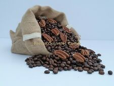 Toasted Pecan Nut Flavour Coffee Beans 100% Arabica Bean NEW Size Bags