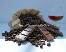 Chocolate Brandy Flavour Decaffeinated Coffee Beans NEW Sized Bags