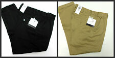 New Calvin Klein Womens Capris Crop Soft Pants Cuff Flat Front YOU COLOR & SIZE