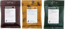 KORRES 15 HERBAL BALSAM PASTILLES PER POUCH WITH: THYME OR HONEY OR EUCALYPTUS