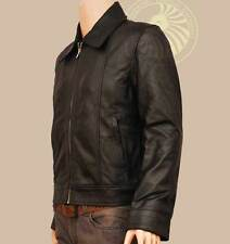 SEASON 5 HANK MOODY REPLICA LEATHER JACKET COW HIDE EXCELLENT QUALITY GARMENT