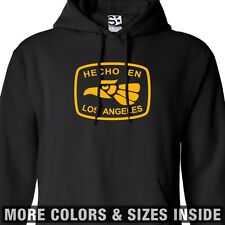 Hecho En Los Angeles HOODIE - Hooded East West LA Sweatshirt  All Sizes & Colors