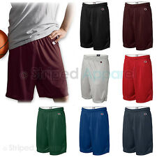"Champion Mens Mesh Shorts 9"" Inseam S-3XL Basketball Gym Athletic 8731 NEW"