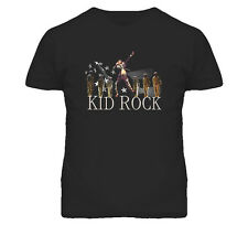 Kid Rock Singer Rocker American Troops Musician T Shirt