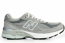 New Balance Womens Running Sneakers W990GL3 Gray New Authentic Sizes 5 , 5.5 & 6