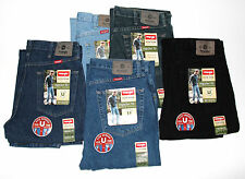 TWO pairs of New Wrangler Regular Fit Jeans. Free Shipping Worldwide.