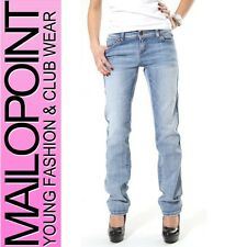 5519 Only Straight Low Jeans Damen